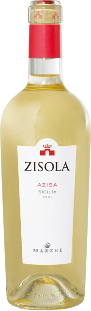 Azisa Bianco Sicilia DOC 2015