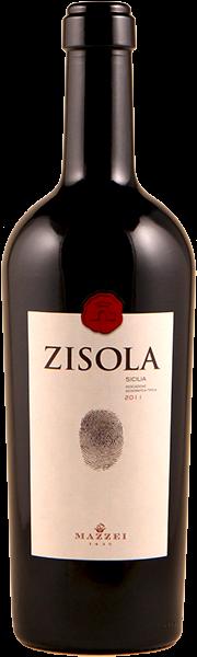 ZISOLA Sicilia Noto Rosso DOC 2016 Magnum 1,5L