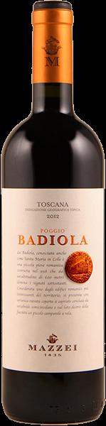 POGGIO BADIOLA Toscana IGT 2016 Magnum