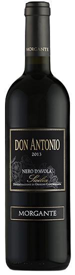 Don Antonio Nero D'Avola DOC 1998