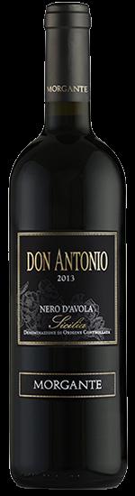 Don Antonio Nero D'Avola DOC 1998