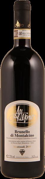 Brunello di Montalcino DOCG Montosoli 2014 Magnum