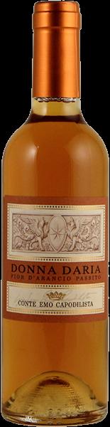 Donna Daria Fior d'Arancio Passito 2016 Mezza Bottiglia 0,375 L