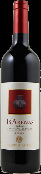 Is Arenas 2015 Magnum 1,5L - Carignano del Sulcis Riserva Doc - Sardus Pater