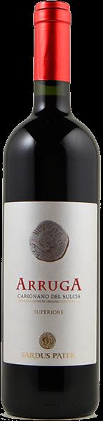 Arruga 2014 Magnum 1,5L - Carignano del Sulcis Superiore Doc - Sardus Pater