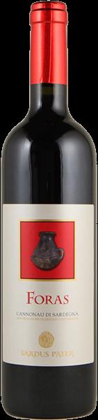Foras 2016 - Cannonau di Sardegna Doc - Sardus Pater
