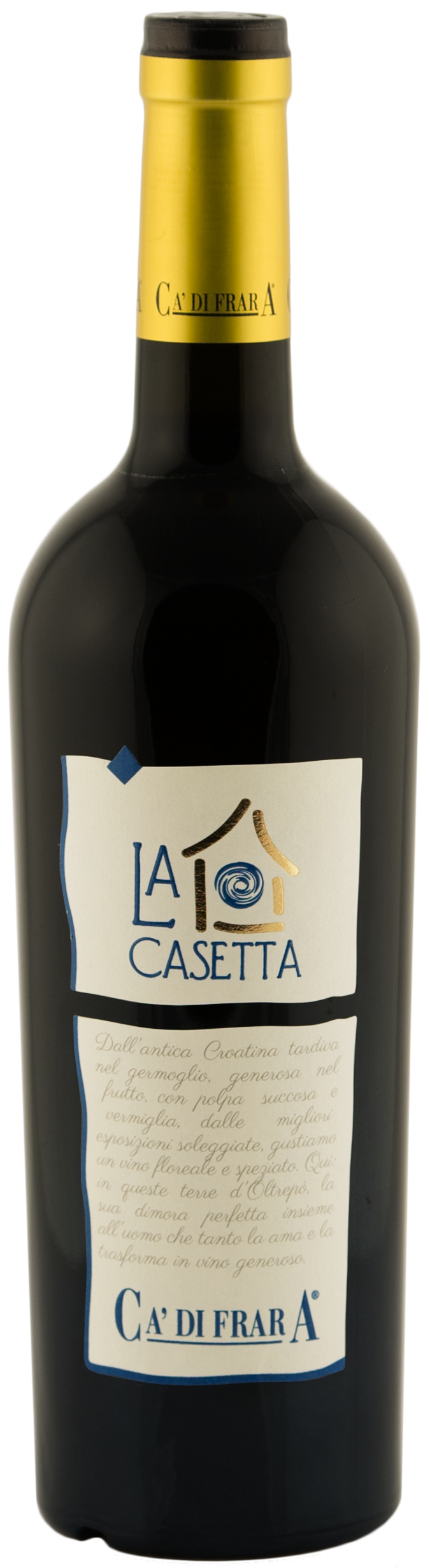 La Casetta Rossa 2014 DOP