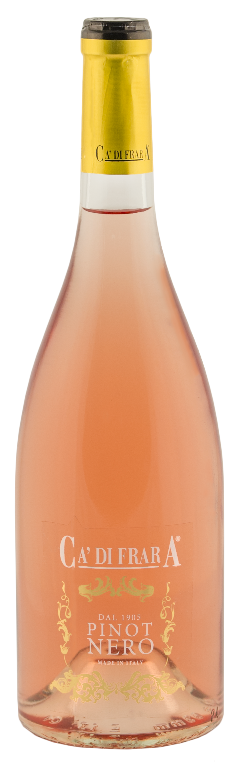 Pinot Nero Rosè 2015 DOP