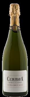 Oltre il Classico Rosè - VSQ Extra Brut Pinot Nero - Ca' di Frara
