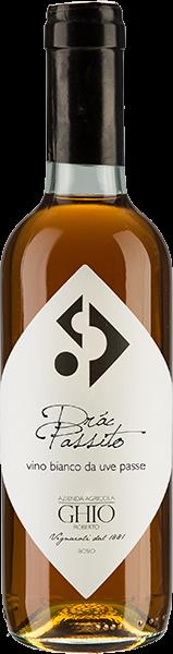 Drác Passito 0,375 l - Vino Bianco da uve passe - Ghio Vini