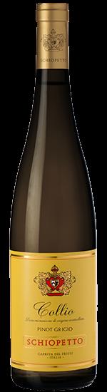 Pinot Grigio Collio DOC 2016