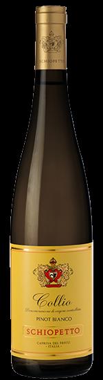 Pinot Bianco Collio DOC 2016