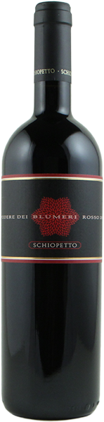 Blumeri 2016 Magnum 1,5L - IGT Rosso Venezia Giulia - Mario Schiopetto