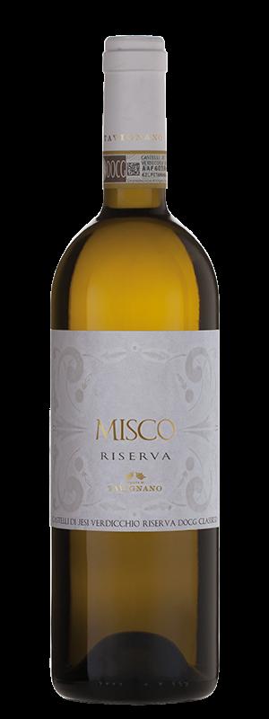 Misco Riserva 2016 - Castelli di Jesi Verdicchio Riserva DOCG Classico - Tenuta di Tavignano