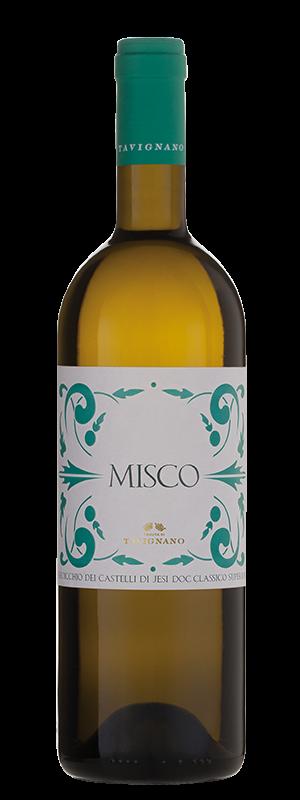 Misco 2018 Magnum 1,5L - Verdicchio dei Castelli di Jesi Doc Cl. Sup - Tenuta di Tavignano