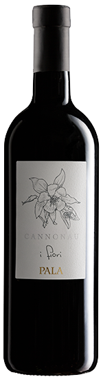Cannonau di Sardegna I Fiori DOC 2017 Magnum 1,5 L astuccio legno