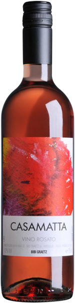 Casamatta Rosé 2018 - IGT Toscana Rosato - Bibi Graetz