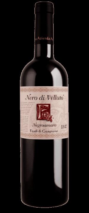 Nero di Velluto 2013 - Negroamaro Salento IGT - Feudi di Guagnano