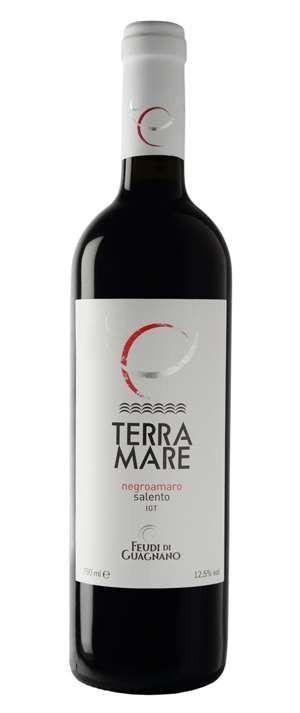 Terramare Negroamaro 2018 - Salento IGT Rosso - Feudi di Guagnano