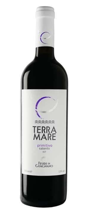 Terramare Primitivo 2017 - Salento IGT Rosso - Feudi di Guagnano