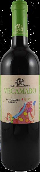 Vegamaro Vegan 2017 - Salento Negroamaro IGT - Feudi di Guagnano