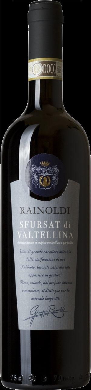 Sfursat di Valtellina 2015 Magnum 1,5L - Sfursat di Valtellina DOCG - Rainoldi