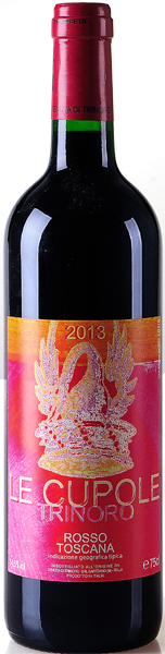 Le Cupole IGT Toscana Rosso 2014 Magum