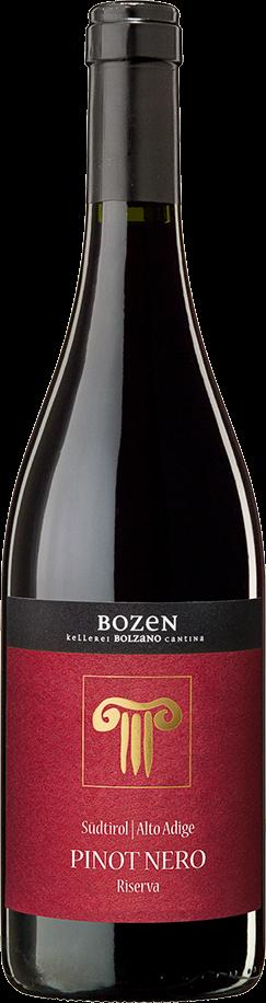Pinot Nero Riserva 2016 Magnum 1,5L - Sudtirol Alto Adige DOC - Cantina di Bolzano