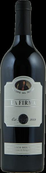 La Firma 2009 Magnum 1,5 L - Aglianico del Vulture DOC Rosso - Cantine del Notaio