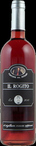 Il Rogito 2017 - Basilicata IGT Rosato - Cantine del Notaio