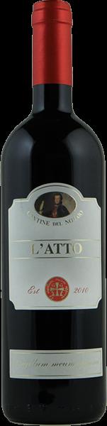L'Atto 2015 Magnum 1,5 L - Basilicata IGT Rosso - Cantine del Notaio