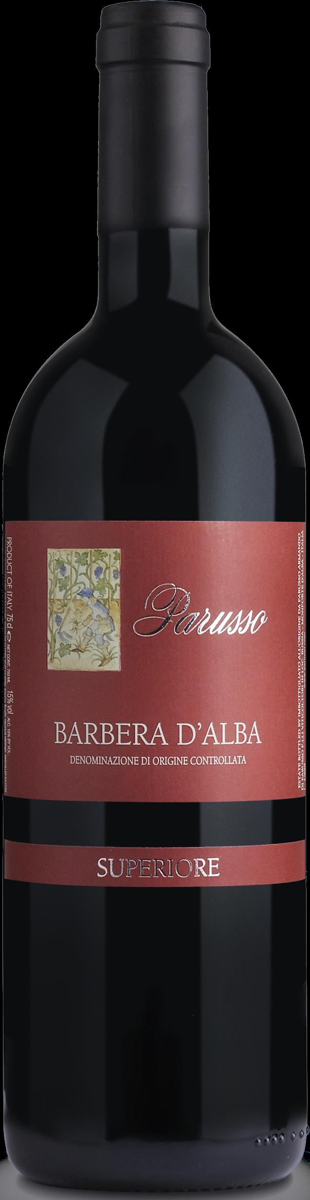 Barbera d'Alba Sup. Etichetta Rossa DOC 2015