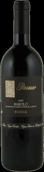 Barolo Bussia 2015 Etichetta Nera Magnum 1,5L - Barolo DOCG - Parusso