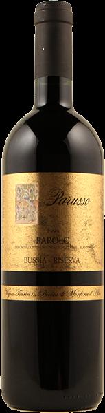 Barolo Bussia Riserva 2010 Etichetta Oro - Barolo DOCG - Parusso