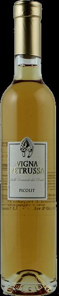 Picolit 2016 0,375 L - DOCG Friuli Colli Orientali - Vigna Petrussa