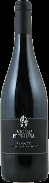 Refosco dal peduncolo rosso 2016 Magnum 1,5 L - IGT Venezia e Giulia - Vigna Petrussa