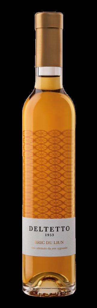Bric Du Liun 2015 0,375 L - Vino Passito - Deltetto