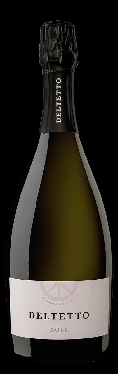 Spumante Rosè Magnum 1,5L - Spumante Metodo Classico V.Q.S. - Deltetto