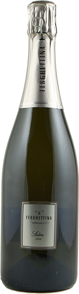 Franciacorta Saten Brut Magnum 1,5L DOCG 2015 - Ferghettina