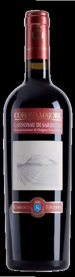 Corona Majore Riserva 2011 Doppia Magnum 3L - Cannonau di Sardegna DOC - Tenute Soletta