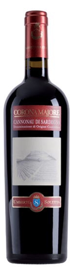 Corona Majore Riserva 2011 Magnum 6L - Cannonau di Sardegna DOC - Tenute Soletta