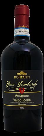 Amarone della Valpolicella DOCG 2013 Magnum 1,5 L - Gran Lombardo - Bonfanti Vini
