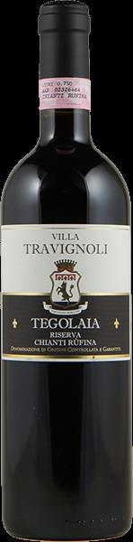 Tegolaia Riserva 2010 - Chianti Rufina DOCG - Travignoli