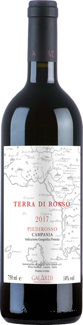 Terra di Rosso 2017 - IGP Campania Piedirosso - Galardi