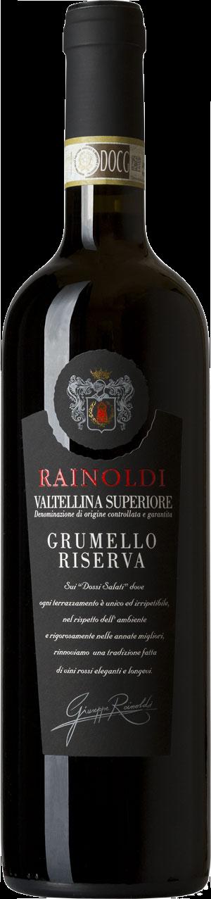 Grumello Riserva 2013 Magnum 1,5L - Valtellina Superiore DOCG - Rainoldi