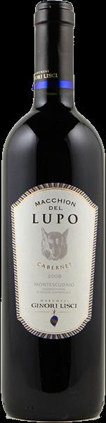 Macchion del Lupo 2016 Magnum 1,5L - Montescudaio DOC Bio - Marchesi Ginori Lisci
