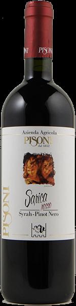 Sarica Rosso 2015 Magnum 1,5L - Vigneti delle Dolomiti IGT Bio - Cantina Pisoni