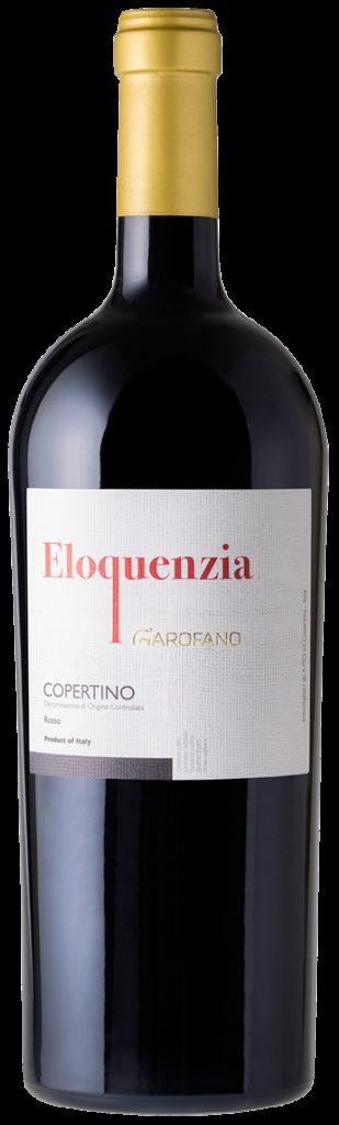 Eloquenzia 2015 Magnum 1,5L - Copertino DOC Rosso - Garofano Vigneti e Cantine
