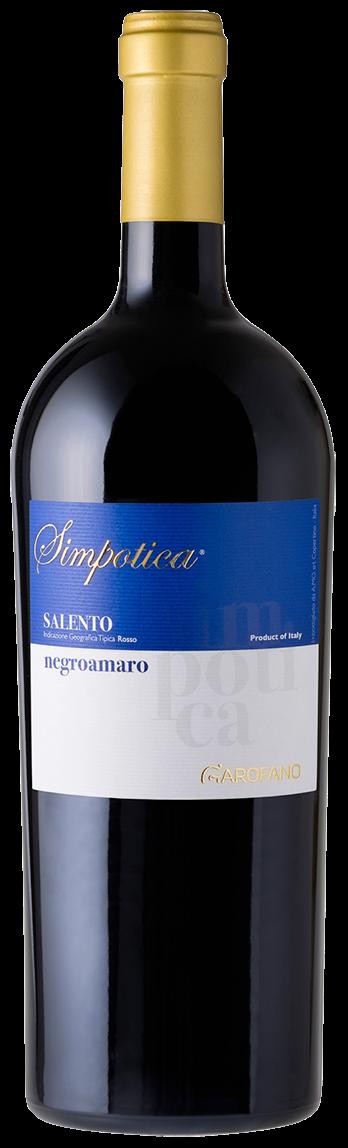 Simpotica 2014 Magnum 1,5L - Salento IGT Rosso - Garofano Vigneti e Cantine