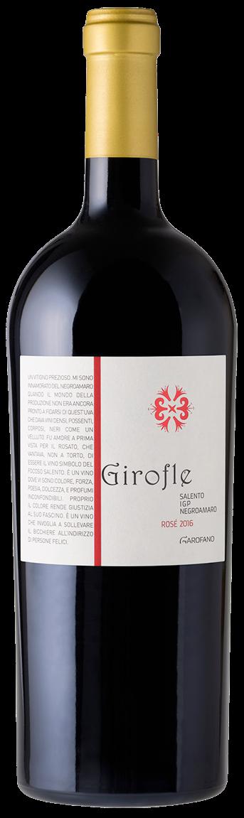 Girofle 2018 Magnum 1,5L - Salento IGT Rosato- Garofano Vini
